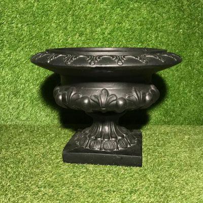 Melna antīka vāze Черная античная ваза Black antique vase