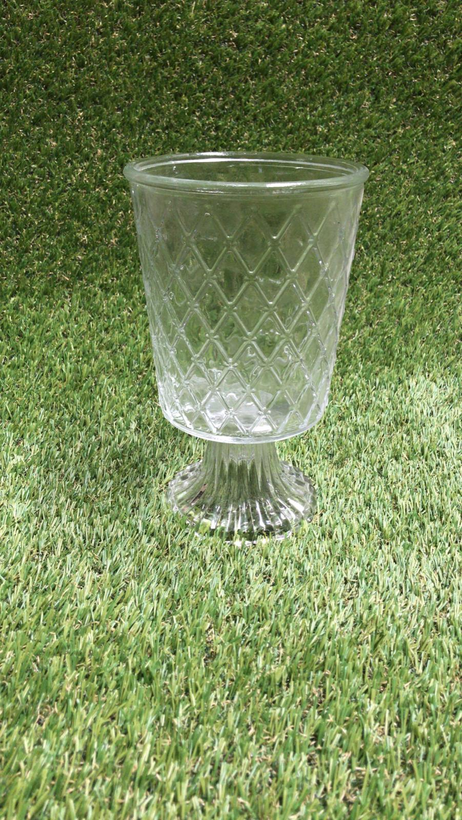Stikla trauks Стеклянная посуда Glassware