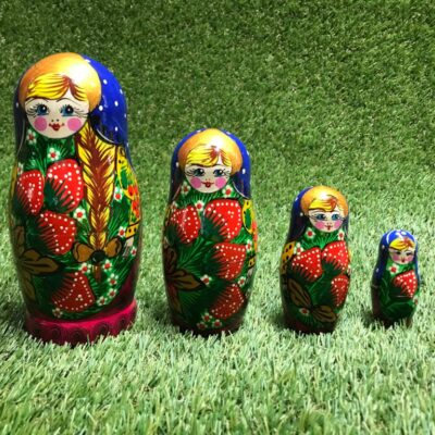 Matrjoškas Матрёшки Matryoshka dolls