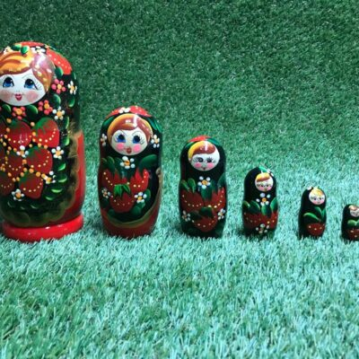 Matrjoška Matryoshka dolls Матрёшки