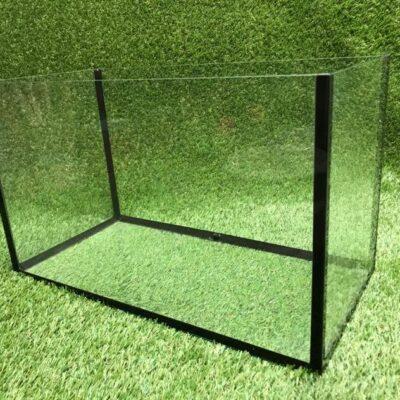 Stikla trauks, akvārijs Стеклянный аквариум Glass aquarium