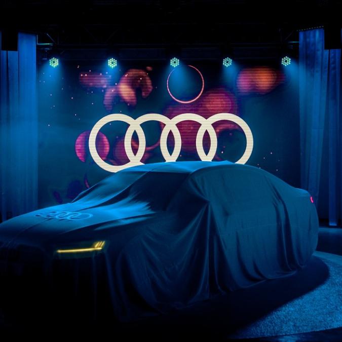 Audi prezentācija
