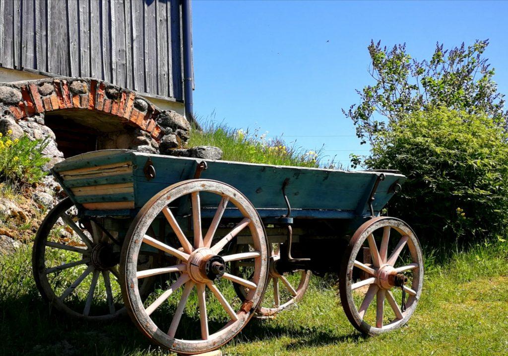 Senlaicīgi rati Древние телеги Ancient carts